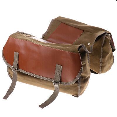 Wear Resistant Bike Rear Seat Saddle Bag Bicycle Rack Trunk Bags