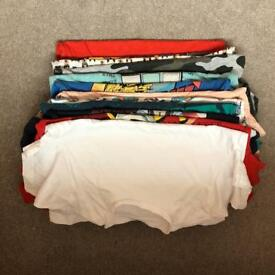 Boys t shirt bundle age 4-5