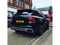 Porsche Cayenne Exclusive 4.5 BI TURBO