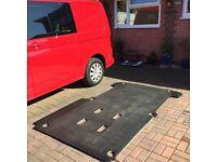VW transporter T5 T6 Kombi SWB tailored insulated flooring