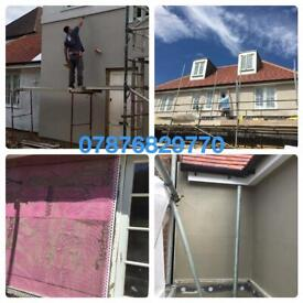 AVAILABLE NOW PLASTERING , RENDERING AND K REND SERVICES