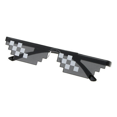 Novelty Party Sunglasses Mosaic Funny Eye Glasses Costume Photo Props - Novelty Glasses