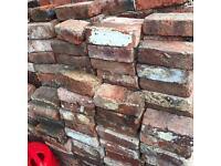 1800's handmade bricks