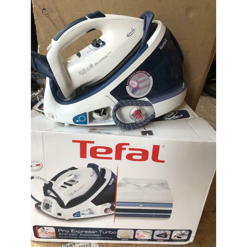 Tefal pro express turbo steam generator soared or repair | in Leicester,  Leicestershire | Gumtree