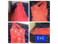 Brand new prom dress size 10/12