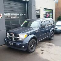 2008 Dodge Nitro SXT 4X4, LOCALLY OWNED, GREAT CONDITION!