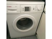 Bosch washing machine, Beko electric oven, Hotpoint fridge