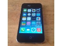 Apple iphone 4. Black. 16gb