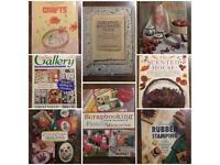 Crafts,Scrapbook,Cross Stitch,Sewing etc