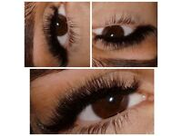 Classic Individual and Russian Volume Eyelash Extensions