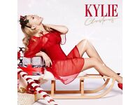 2 tickets for Kylie Minogue's Christmas Show at the Royal Albert Hall - Dec 10th 8pm