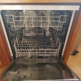 Beko Dishwasher 1 year old.