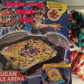 Bakugan Arena BNIB and several bakugan