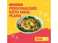 Personalized Keto Diet Plan that works. Guaranteed !