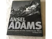 Ansell Adams Large Book