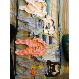 Baby clothes prem/tiny baby