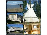 Dorsetcaravans4hire Private Static Caravan Holiday Hire Haven Rockley Park Poole Dorset