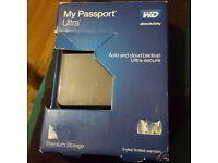 External Hard drive .Westren Digital 2 TB Elements Portable External Hard Drive, USB 3.0