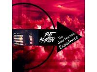 The Pat Martin Gary Numan Tribute Experience+Man Machine Kraftwerk Tribute+Electro 80s Disco