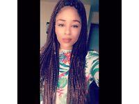 Afro Caribbean European Hair Stylist. Braids, Weave etc Hairstylist Hairdresser