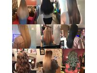 Hair Extension by Nicola