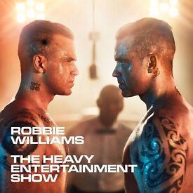 2 x Robbie Williams Tickets - Aviva Stadium - Premium Seats