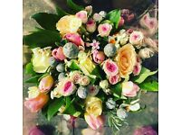 EXPERIENCED FLORISTS REQUIRED