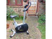 Exercise bike,( very sturdy)