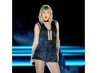 Taylor Swift tickets x 2 Wembley 23/6/18
