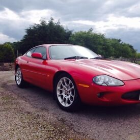 XKR Supercharged. REDUCED DUE TO TIME WASTER. Full MOT