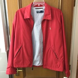 BNWT Men's Ralph Lauren Jacket