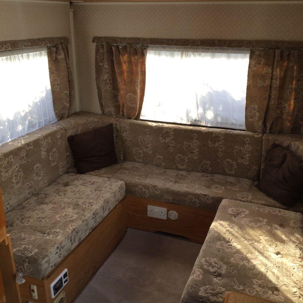 Rapido Orline 34ST Folding Caravan With Toilet Shower Compartment