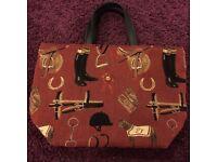 """""""Horsey handbag"""""""