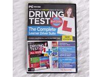 NEW Driving test CD-ROMs