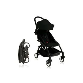 Babyzen YoYo Plus - 6+ Stroller Black/Black