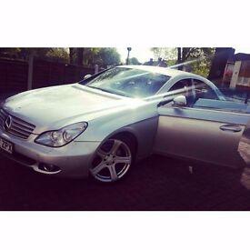 Mercedes Benz CLS320 CDI Automatic 57Reg