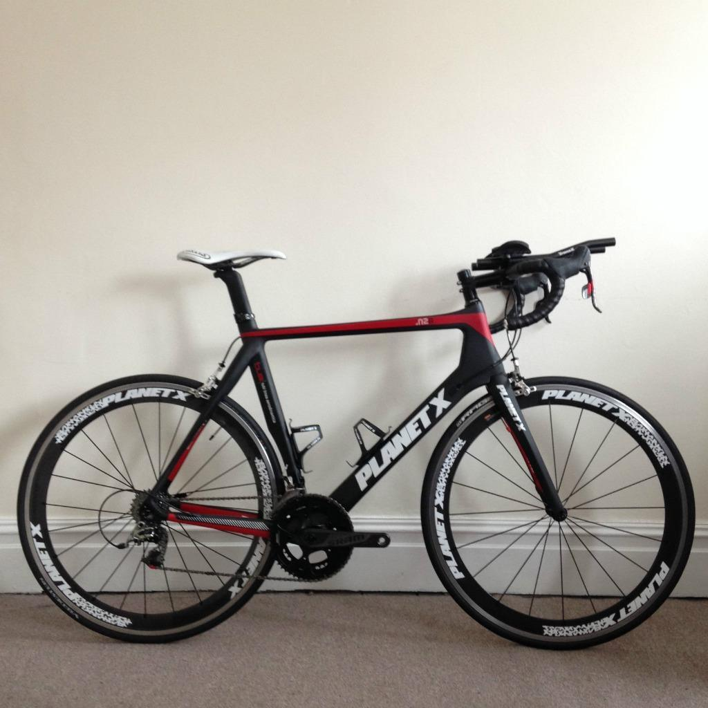 Planet-X N2A Carbon Road Bike 58cm | in Highgate, London | Gumtree
