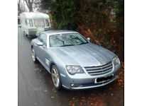 Chrsyler Crossfire for reluctant sale PSH low mileage £4295