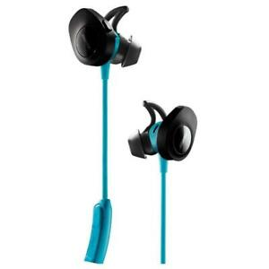 Bose SoundSport In-Ear Wireless Headphones - Aqua - Brand New Sealed  #2667BoseSale