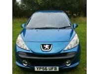 Peugeot 207 1.6 HDI Sport Low Insurance 60+MPG £30 Road Tax A Year