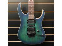 Ibanez RG370 Blue Moon Burst Electric Guitar