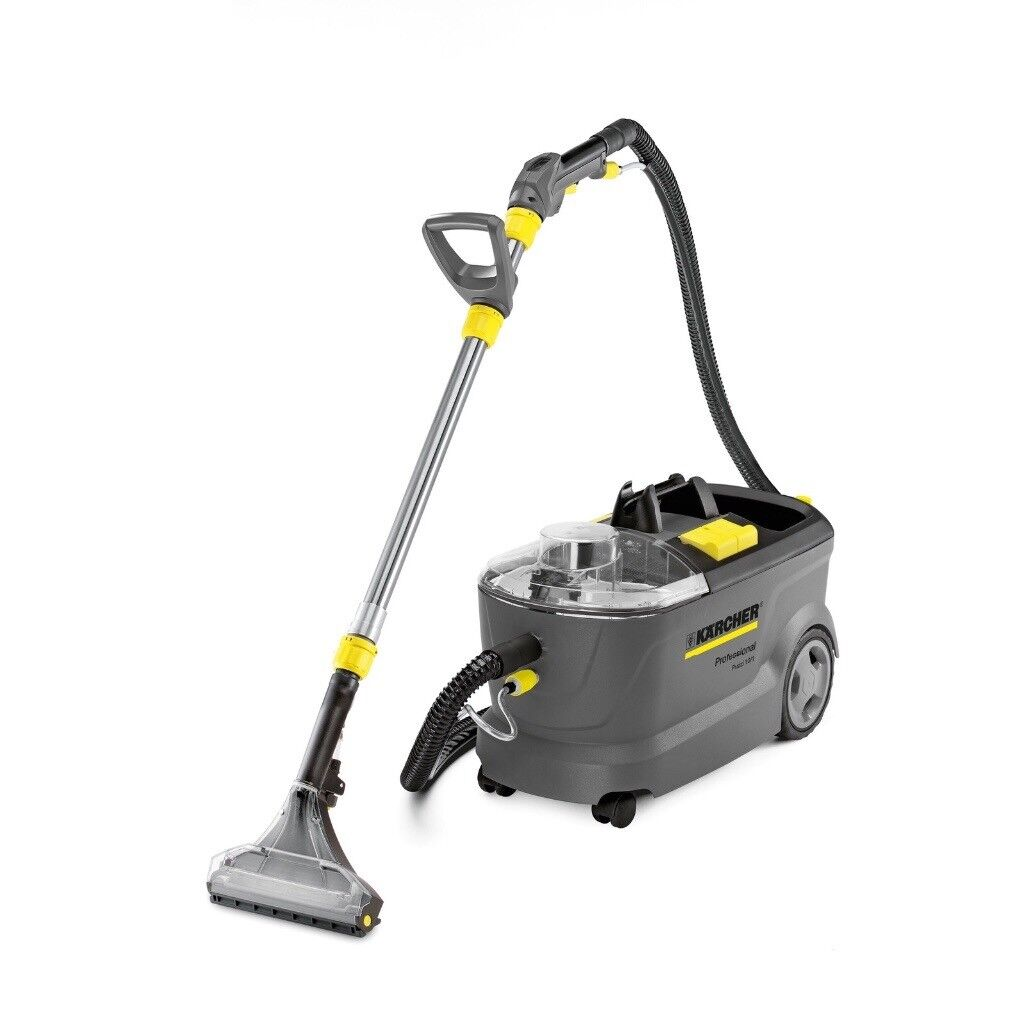 Brand new Karcher Puzzi 10/1 Spray Extraction carpet cleaner