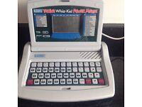 Vtech Whiz Kid talking Laptop computer