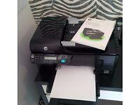 Hewlett Packard Officejet 4500 Printer/Scanner/Fax