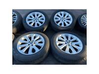 "20"" land Range Rover sport vogue discovery defender alloy wheels alloys rims Pirelli tyres"