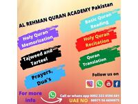Quran Teacher available online