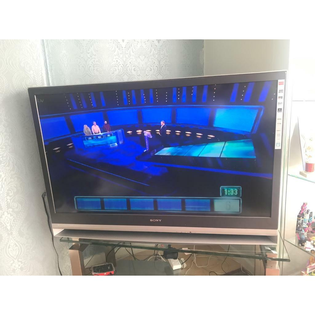 Sony Bravia TV 50 inch | in Wigston, Leicestershire | Gumtree