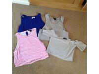 Size 12 Vests/Tops Bundle