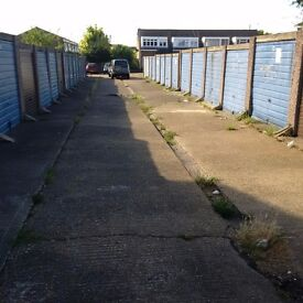 Garages to rent: Ashlands Court off Coronation Ave, East Tilbury - storage/ parking - available now