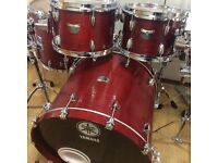 Fully Refurbished Yamaha Rock Tour Drum Kit // Free Local Delivery